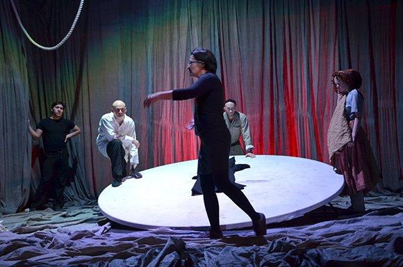 «Театриум на Серпуховке» покажет премьеру спектакля «Вий»