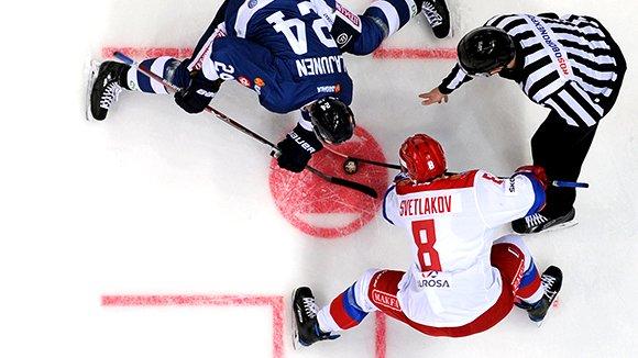 Россия на Шведских хоккейных играх: от Шестеркина до Прохоркина