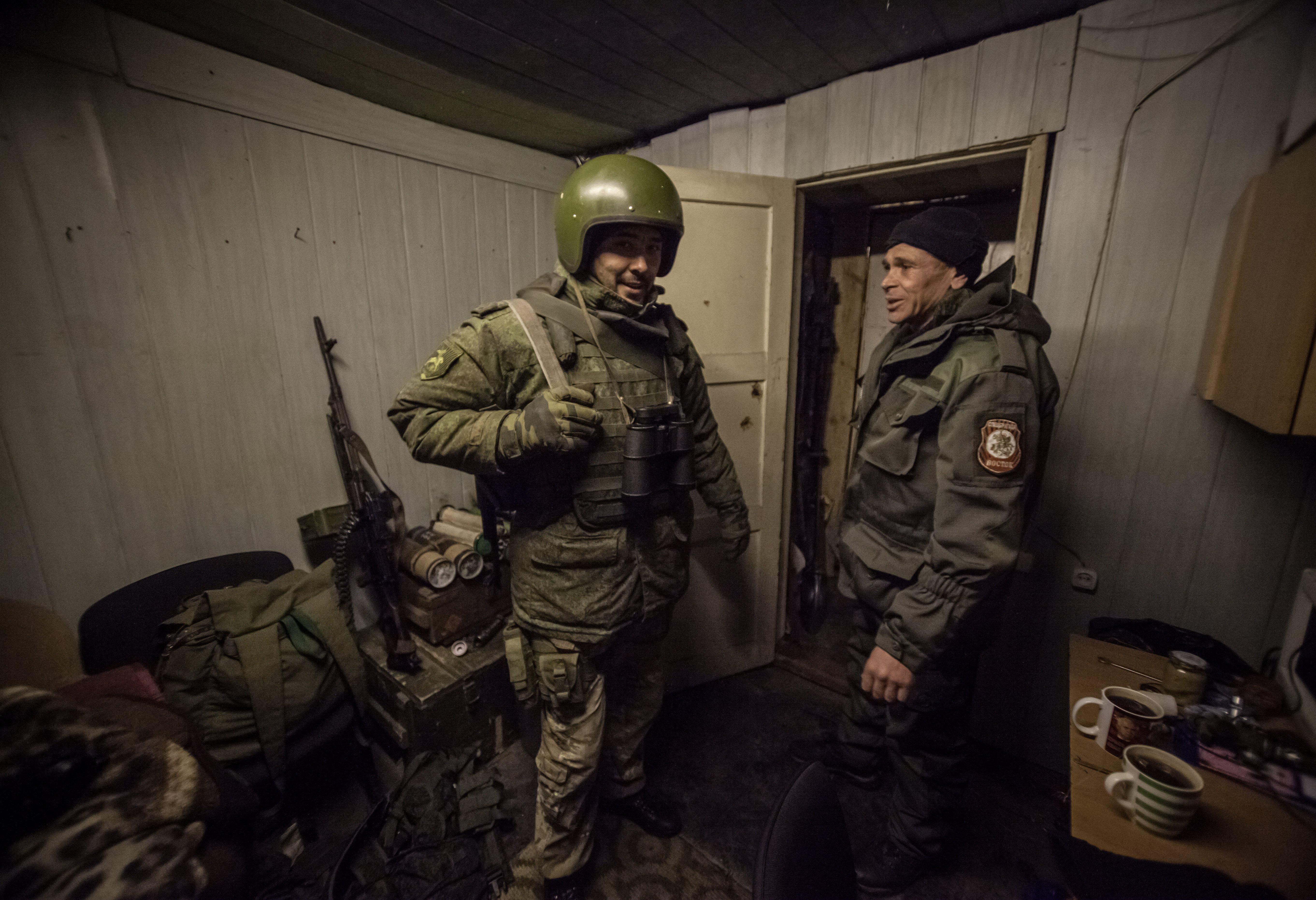 Источник: ДНР ждет наступления ВСУ под Ясиноватой