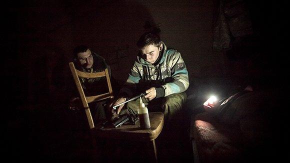 Ополченцы заявили о многочисленных обстрелах со стороны ВСУ в Зайцево