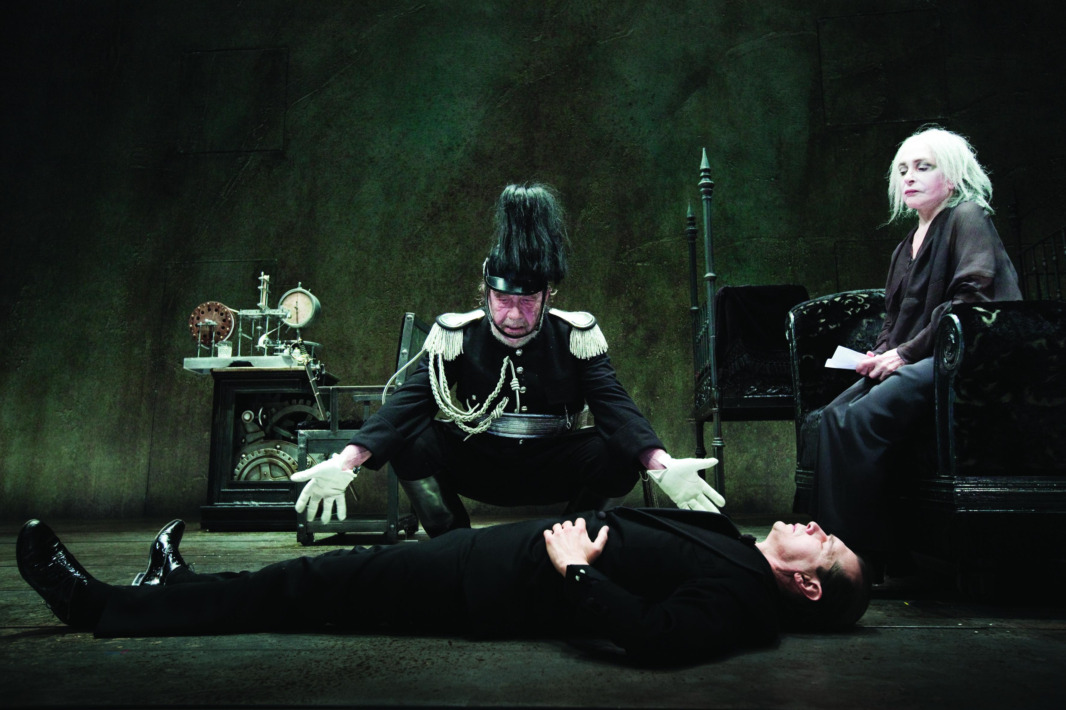 Семейный вампиризм по-итальянски