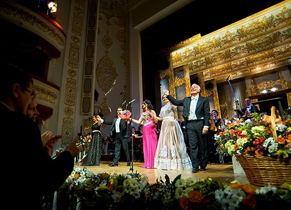 Марко Боэми:  «За Чайковского музыку писал Бог»