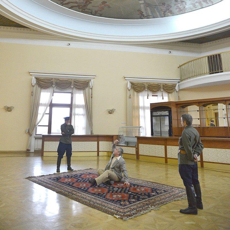 Театр Российской Армии представит спектакль в жанре синемоушн