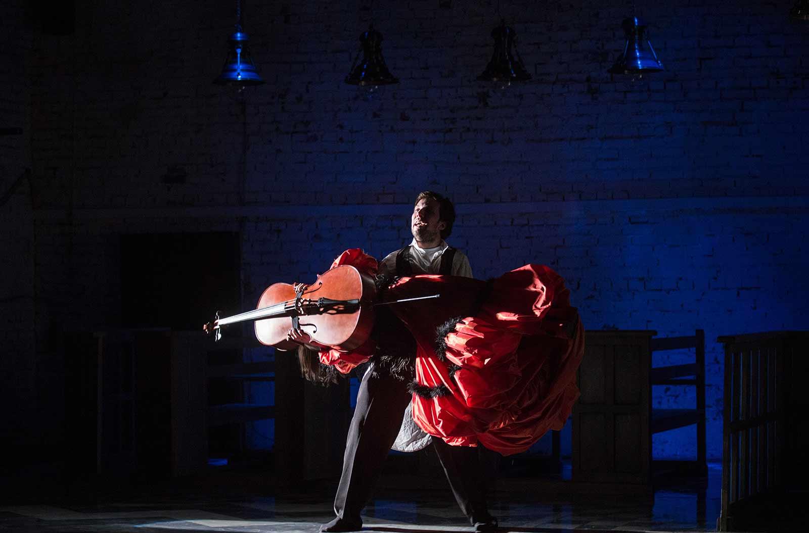 В Губернском театре впервые поставили Чехова