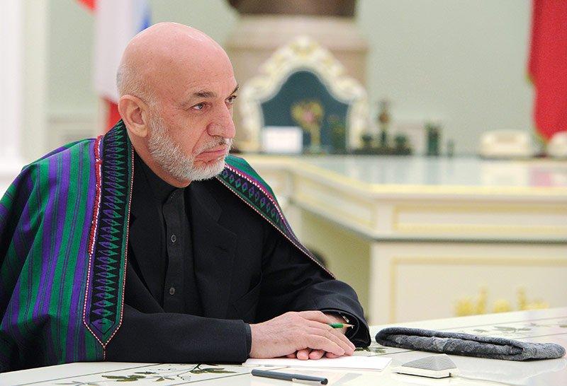 Хамид Карзай: деньги от наркотиков в Афганистане идут в западные банки