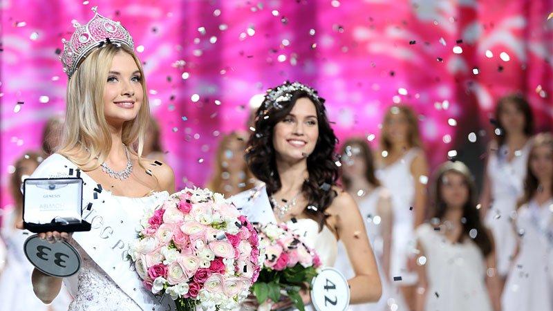 Титул «Мисс Россия-2017» получила Полина Попова