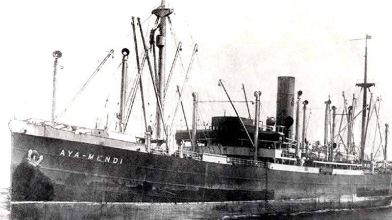 В Крыму дайверы нашли затонувший в 1943 году пароход с сокровищами