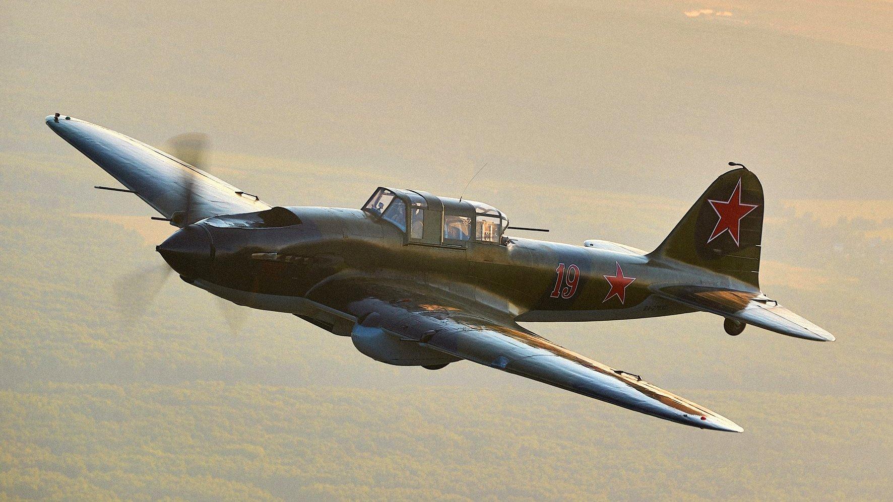 Обои одномоторный, советский, истребитель, yak-3. Авиация foto 15