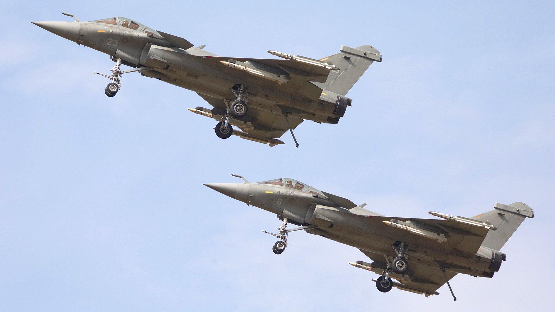 Обои «рафаль», истребитель, Rafale, многоцелевой. Авиация foto 19