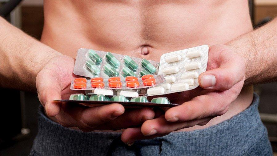 стероиды наркология