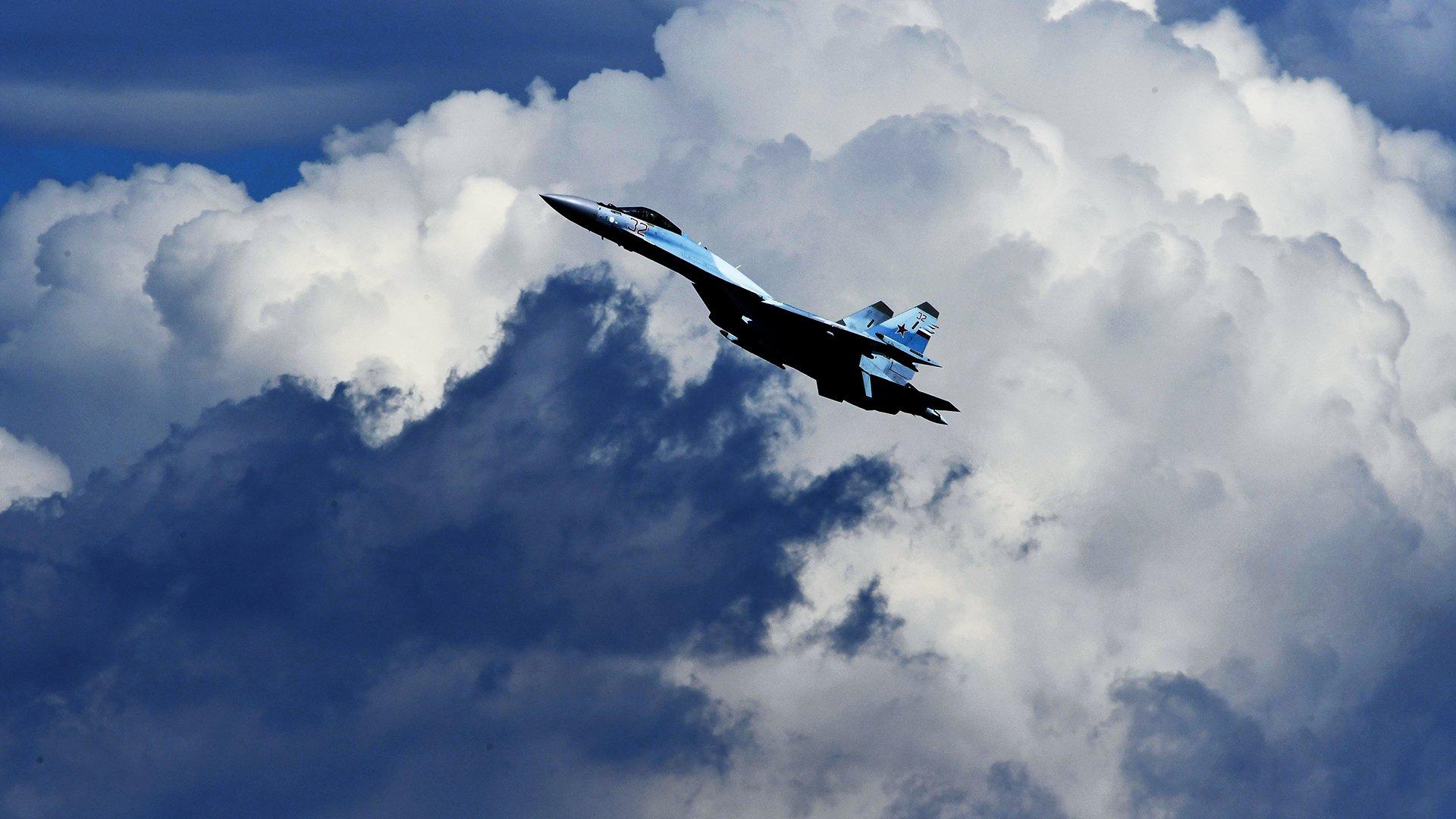 Обои армия, Su-35S. Авиация foto 12