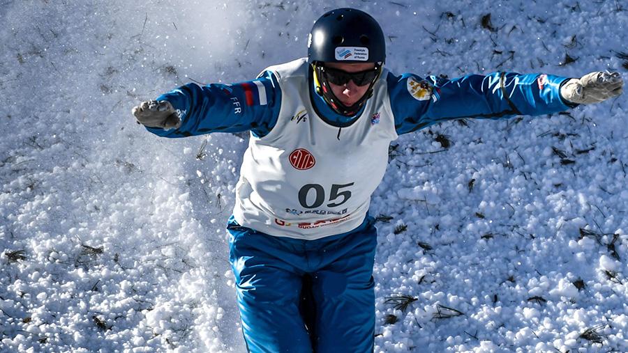 Фристайл и сноуборд. Чемпионат мира