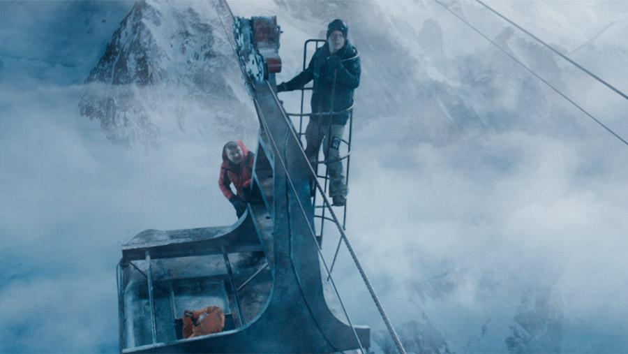 Кадр из фильма «Отрыв»