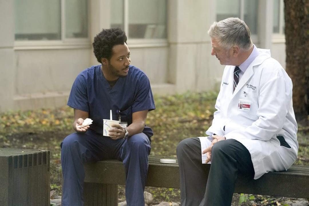 кадр из сериала «Плохой доктор»
