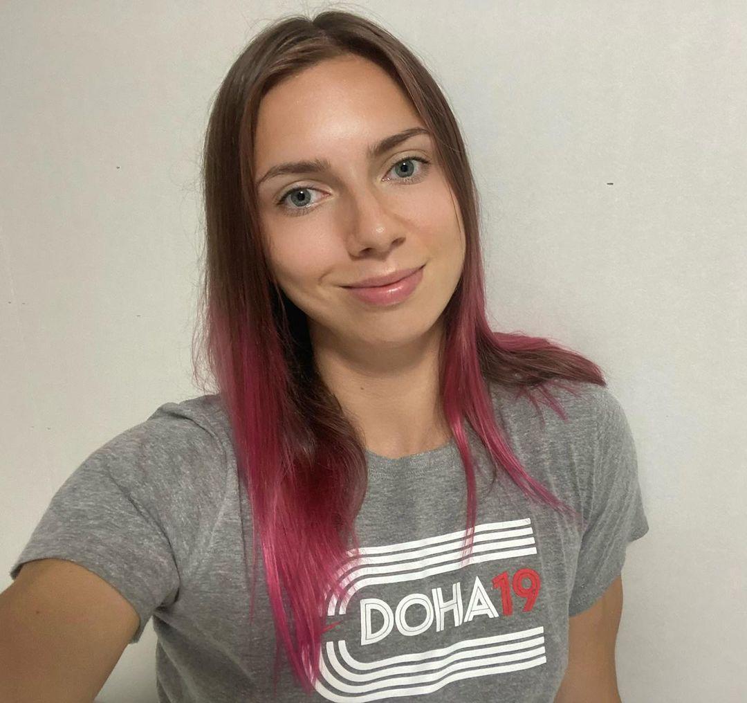 Кристина Тихановская