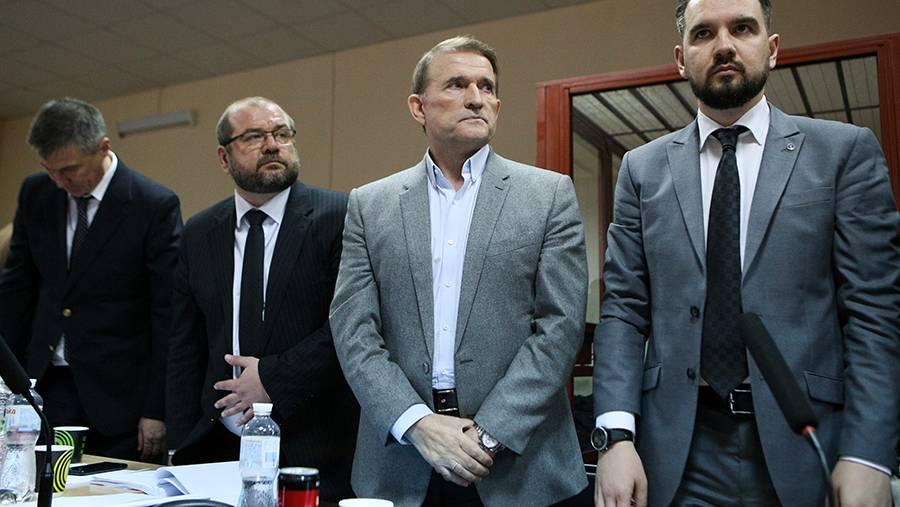 Суд Киева отказал прокуратуре в аресте Медведчука0