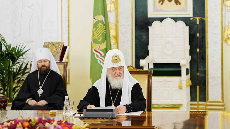 Патриарх Кирилл призвал духовных лидеров бороться с ненавистью среди молодежи0