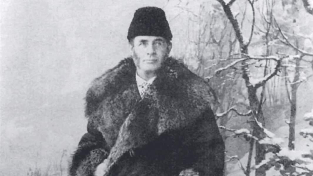 Портрет Томаса Виггинса