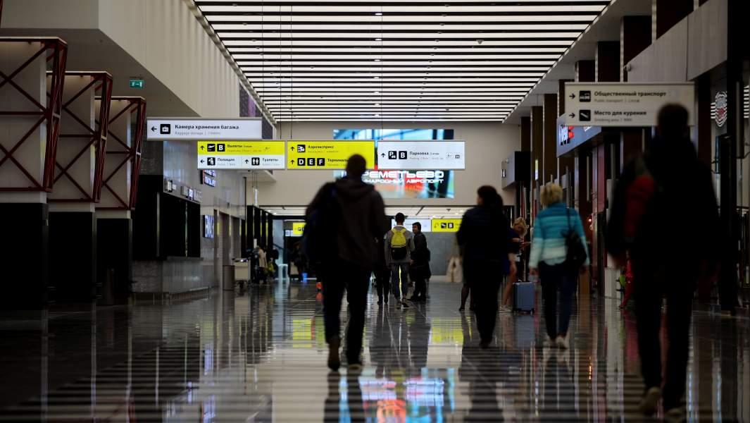 Терминал аэропорта