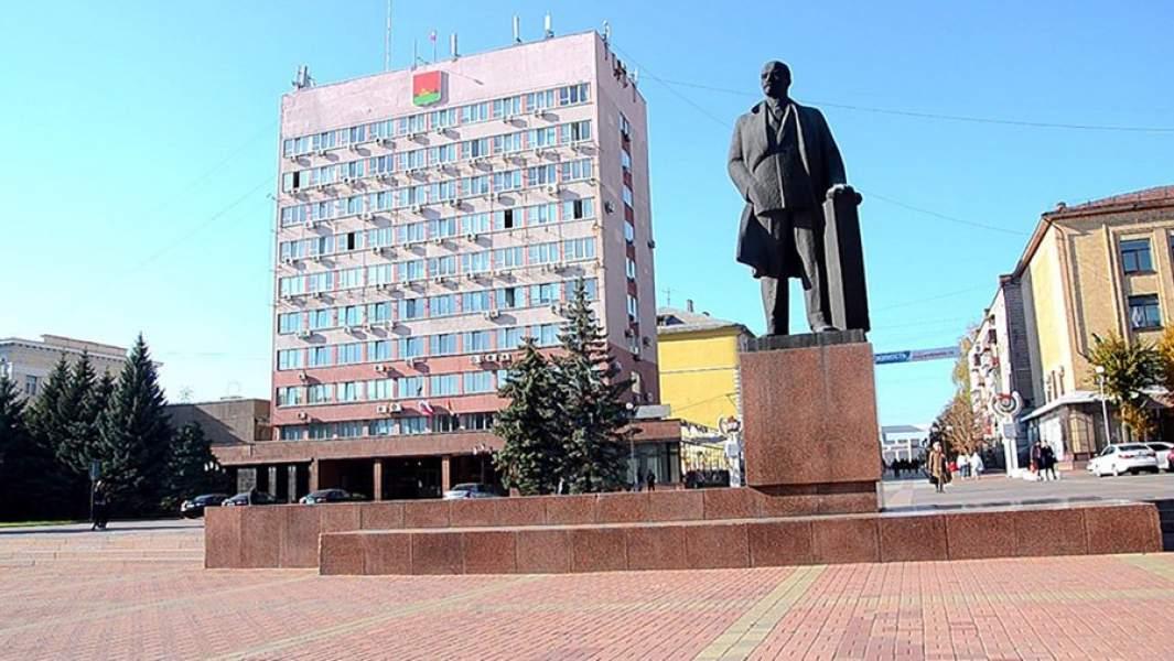 Здание Брянской городской администрации
