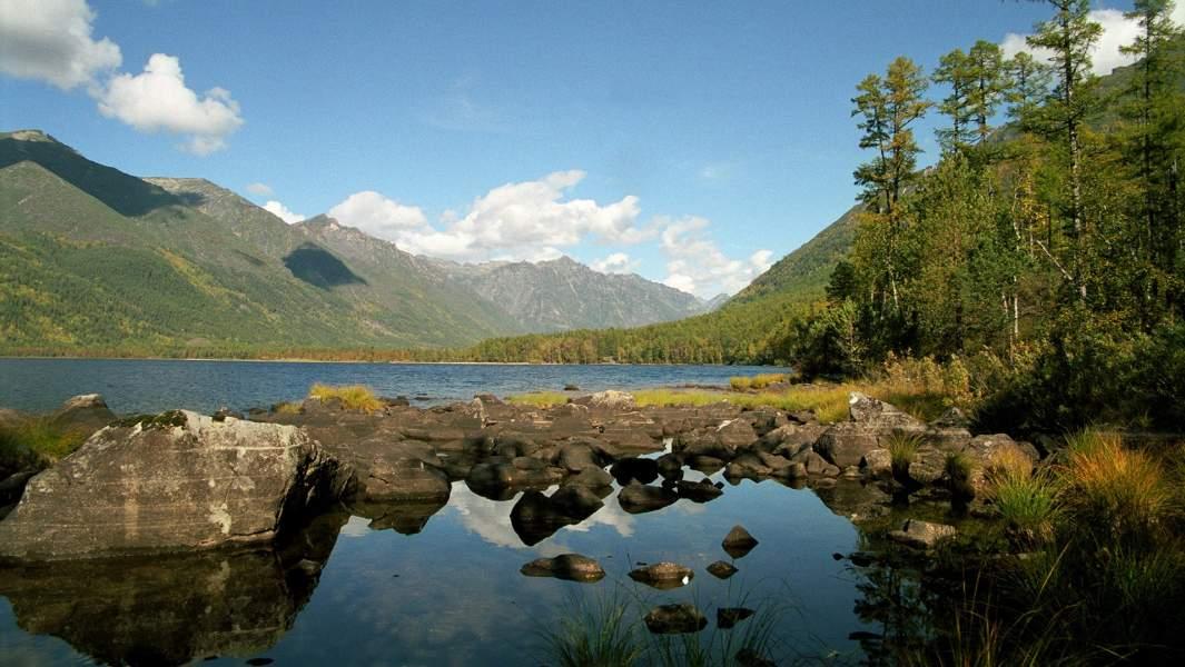Государственный Фролихинский заповедник, озеро Фролиха