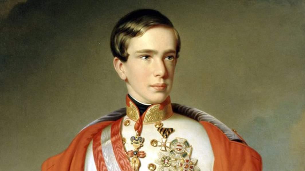 Император Австрии Франц-Иосиф