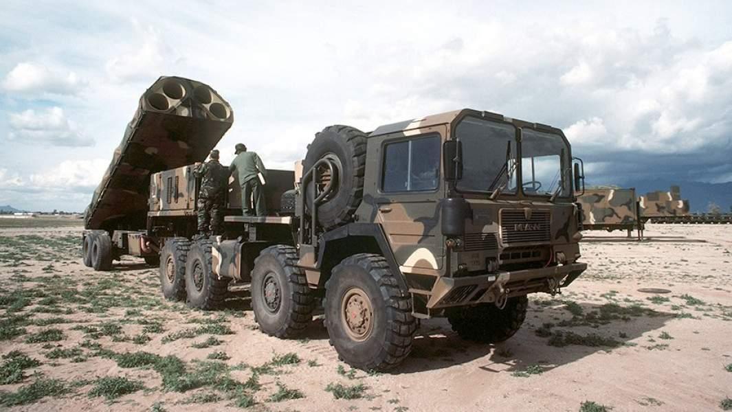 Американская наземная пусковая установка крылатых ракет Gryphon