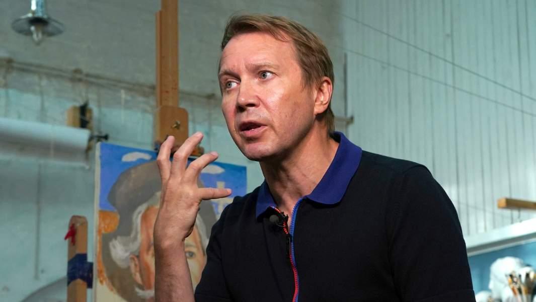 Народный артист России Евгений Миронов