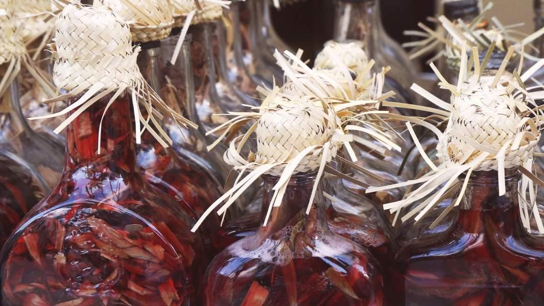 Мамахуана — национальная алкогольная настойка в Доминиканской республике