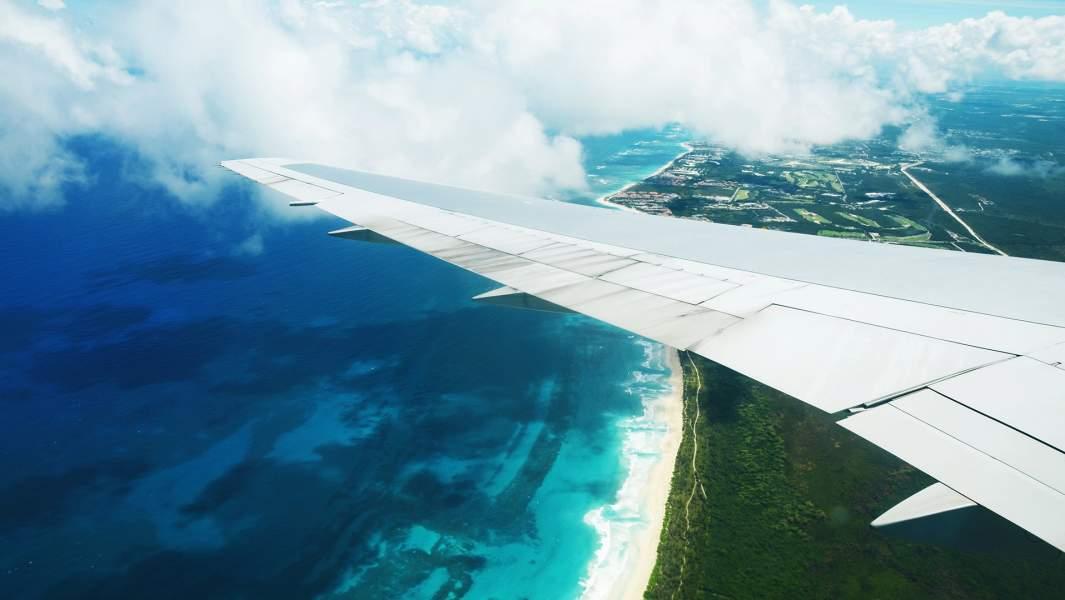 Вид с воздуха наПунта-Кану