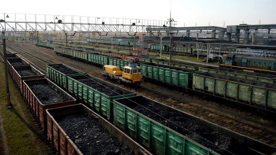 вагоны с углем перевозка
