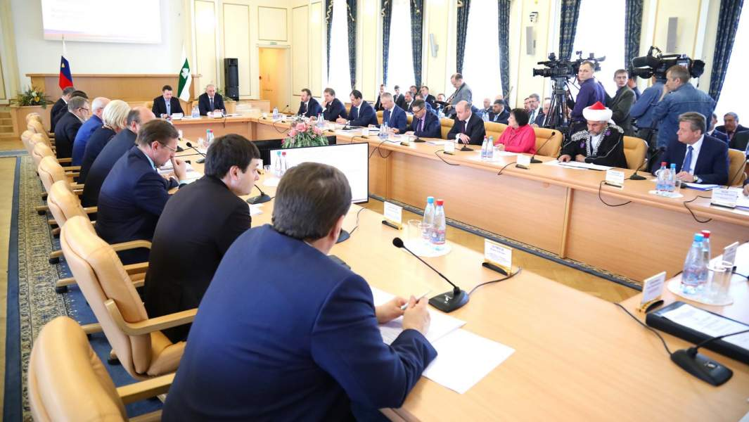Семинар-совещание по вопросам реализации «Стратегии государственной национальной политики Российской Федерации»