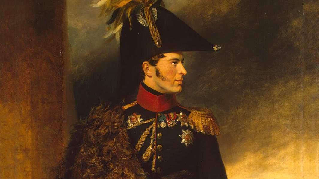 Светлейший князь Александр Сергеевич Меншиков— генерал-адъютант, адмирал, морской министр Российской империи в 1836—1855 гг., генерал-губернатор Финляндии в 1831—1854 гг.