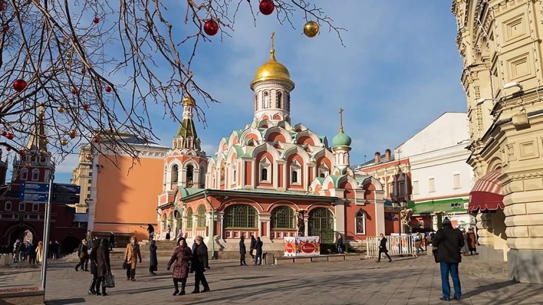 Казанский собор, Москва