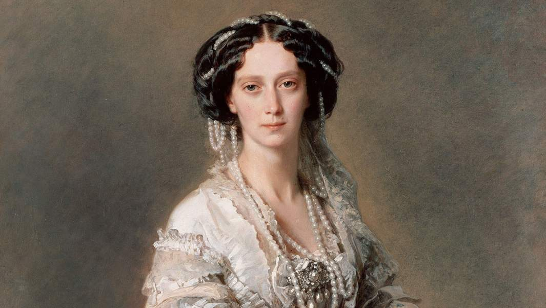 Мария Александровна — принцесса Гессенского дома, российская императрица, супруга императора Александра II и мать императора Александра III