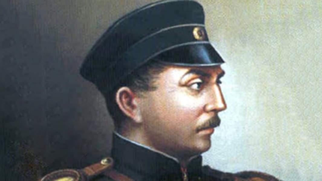 Павел Степанович Нахимов— российский флотоводец, адмирал