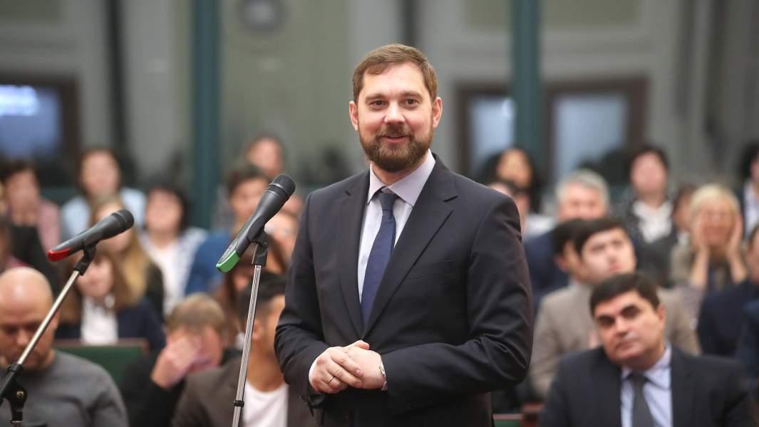 Руководитель Федерального агентства по делам национальностей Игорь Баринов