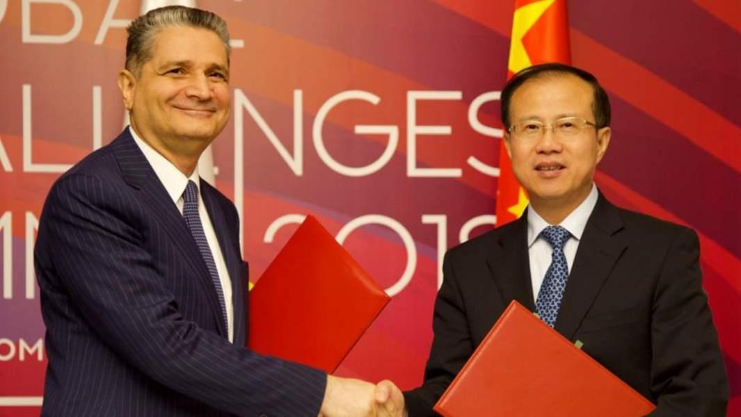 Подписано Соглашение о торгово-экономическом сотрудничестве между ЕАЭС и КНР