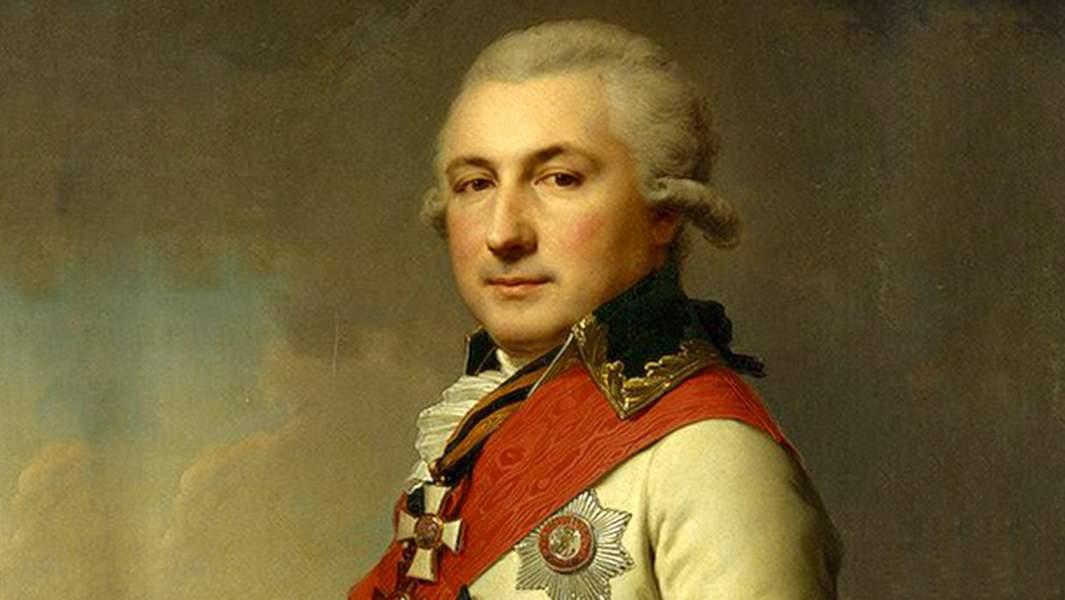 Адмирал Иосиф де Рибас— испанский дворянин по происхождению, русский военный и государственный деятель
