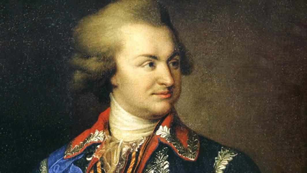 Григорий Александрович Потёмкин-Таврический— русский государственный деятель, создатель Черноморского военного флота и его первый главноначальствующий, генерал-фельдмаршал