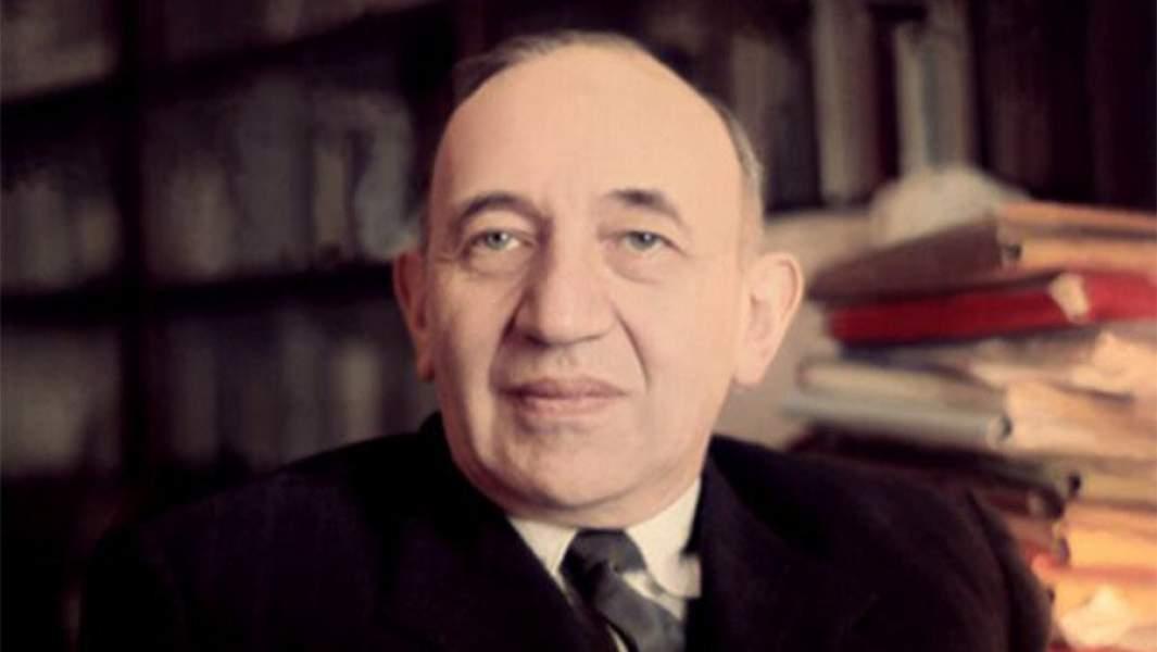 Мирон Семёнович Вовси — советский терапевт, академик АМН СССР
