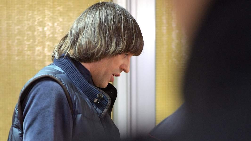 Криминальный авторитет Андрей Кочуйков, известный под прозвищем Итальянец, в Никулинском суде города Москвы