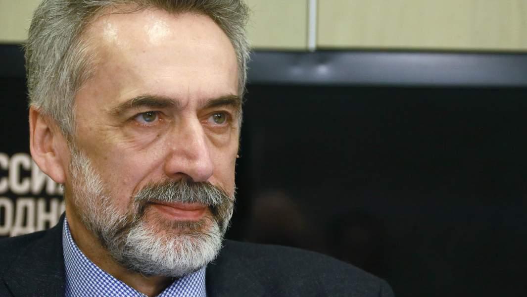 Заместитель директора Института Европы РАН Владислав Белов