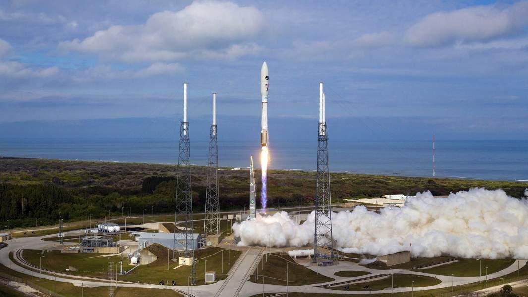 Космический аппарат X-37B Orbital Test Vehicle