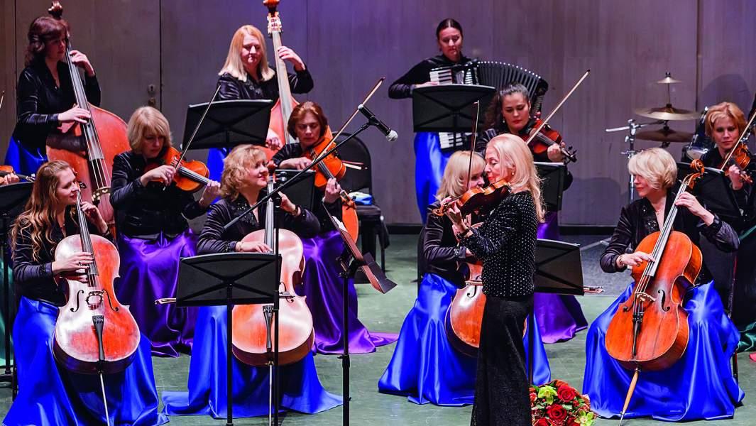 Фото: из архива «Вивальди-оркестра»