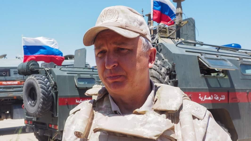 Генерал-лейтенант Кураленко Сергей Васильевич