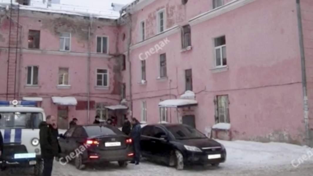 Дом в котором проживала Мария Пленкина