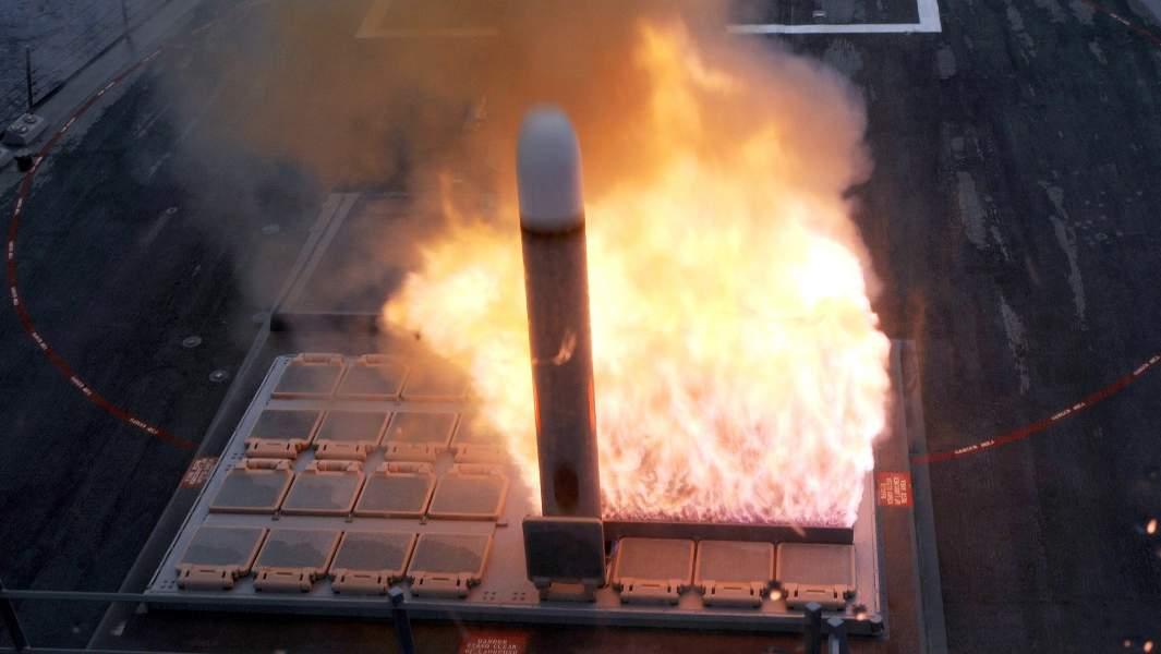 Тактическая крылатая ракета «Томагавк»