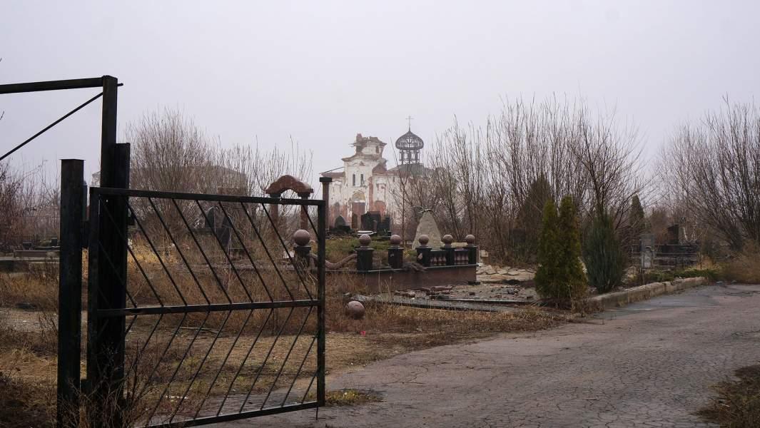 Иверский монастырь, Донецк