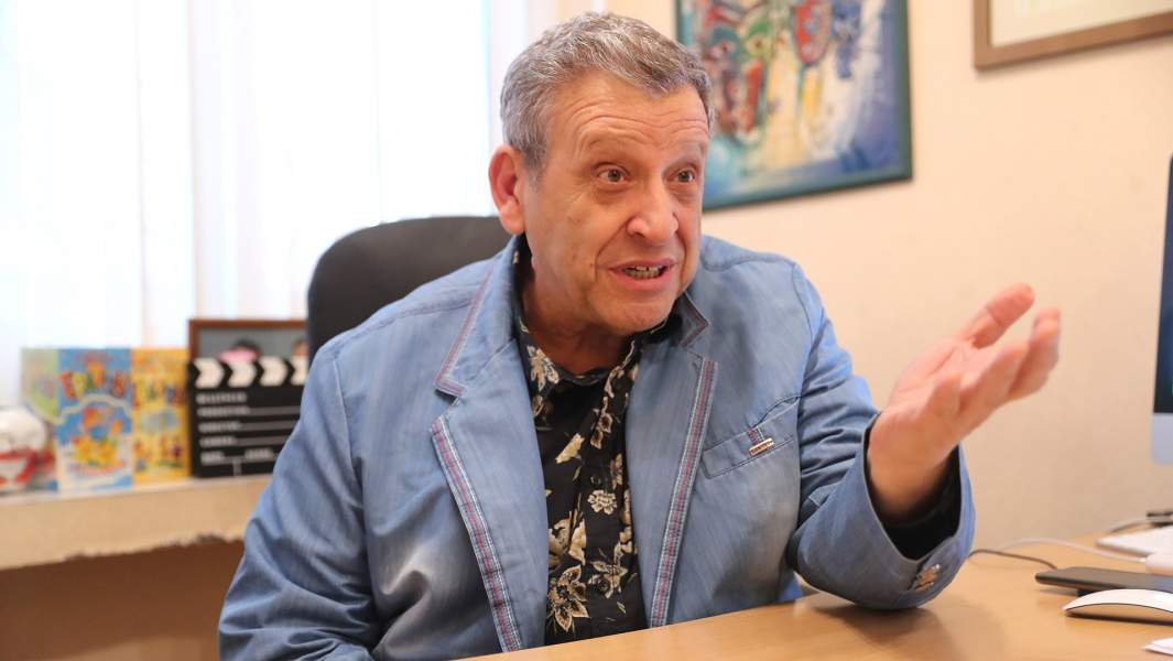 Создатель «Ералаша» Борис Грачевский